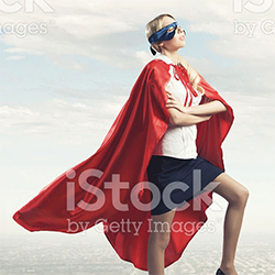 Superwoman Front